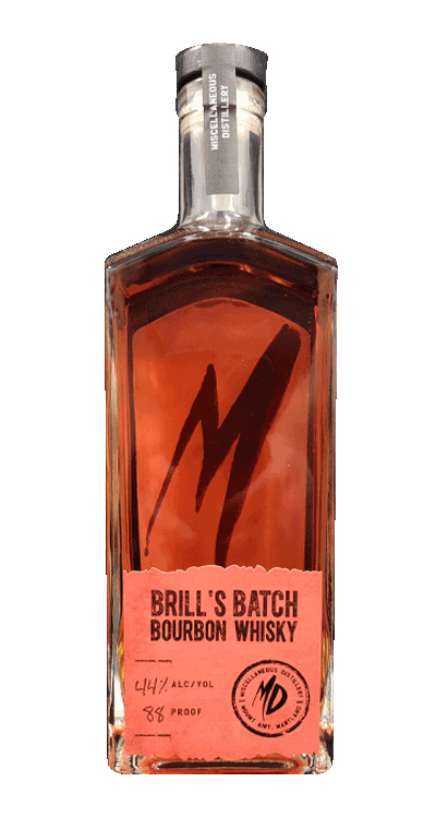 Brill's Batch Bourbon Whisky