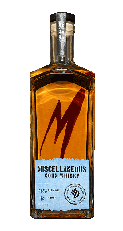 MISCellaneous Corn Whisky